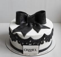 кремовый тортик Chanel