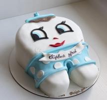"""торт """"Первый зубик"""""""