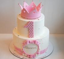 торт маленькой принцессе