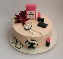 торт косметологу