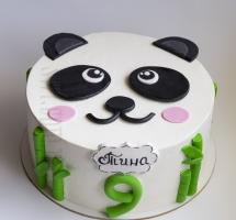 """торт девочке """"Панда"""""""