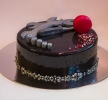 муссовый торт автомеханику