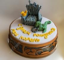 мастичный торт игра престолов