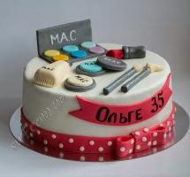 торт макияж