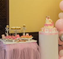 Кенди-бар для маленькой принцессы