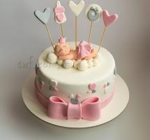 торт принцесса на горошинах