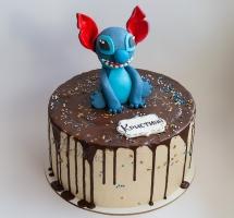 торт Stitch
