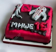 торт мастичный Dota 2