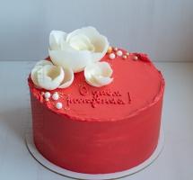 торт лилии