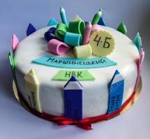 торт выпускной