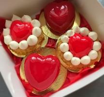 муссовые ко дню св. Валентина