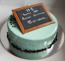 торт выпускников
