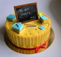 """торт """"встреча выпускников"""""""
