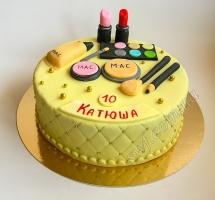 """торт """"make up"""""""