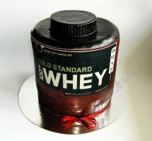 мастичный торт спортивное питание