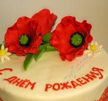 торт маки