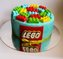 торт Lego (Лего)