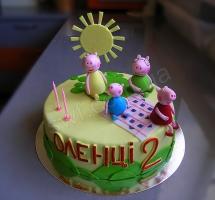 """торт """"Peppa"""""""