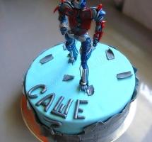 """торт """"Трансформеры"""" (Transformers)"""