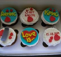 капкейки love is...