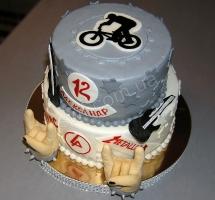 торт Рок + BMX