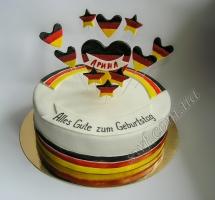 торт Германия