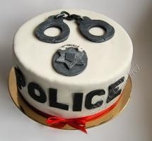 торт полиция